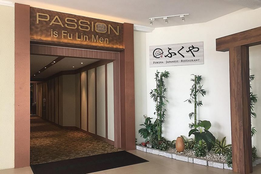 Among those affected by the acquisition are club employees including those at Fu Lin Men Chinese Restaurant and Fukuya Japanese Restaurant, owned by The Passion Group, which has about 50 staff in total at the club.