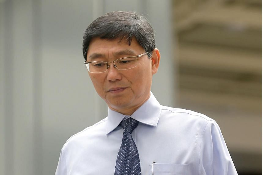Chang Cheow Teck, the former president of Singapore Technologies Marine, had a 14-day detention order imposed on him for failing to use reasonable diligence in performing his duties between April 2008 and 2010.