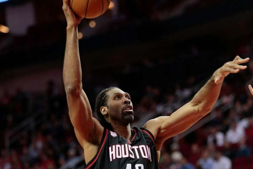 Two clutch free throws from Houston Rockets center Nene were the difference against the Oklahoma City Thunder as the Rockets won 118-116 on Jan 5, 2017.