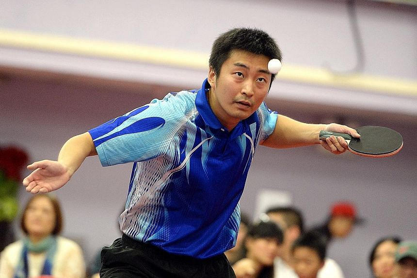National paddler Yang Zi announced his retirement yesterday. He was a key player in the men's team, winning multiple medals at major Games.