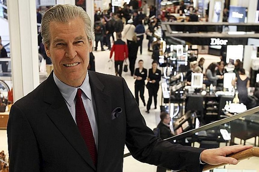 Mr Lundgren said Macy's was closing stores that were unproductive or are no longer robust shopping destinations.