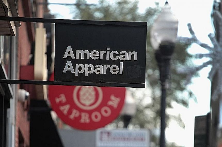American Apparel had agreed to a stalking horse bid by Gildan Activewear, which included an option to keep its manufacturing plants in southern California, in November.