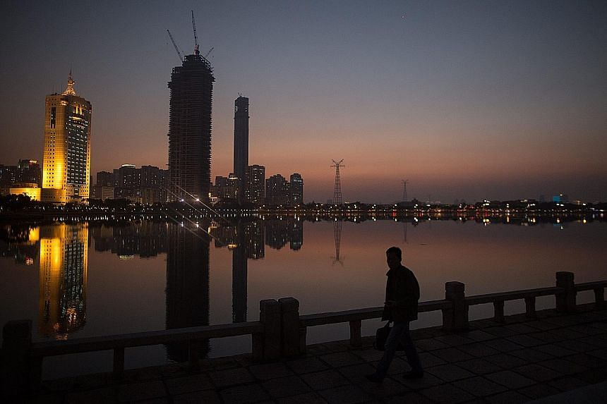 Xiamen, a prosperous port city in south-east China, reflects the country's transformation into the world's second-largest economy.