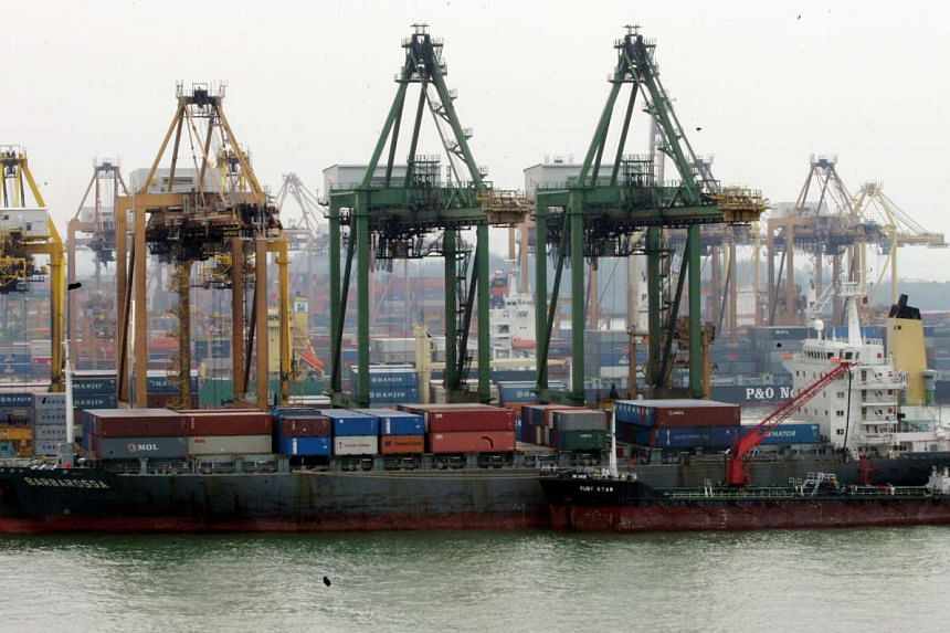 China's ambitious plans to create a modern-day Silk Road by way of building roads and railways abroad are unlikely to change the face of global shipping. This means Singapore's position as a key hub port, in turn, will be little affected as well.