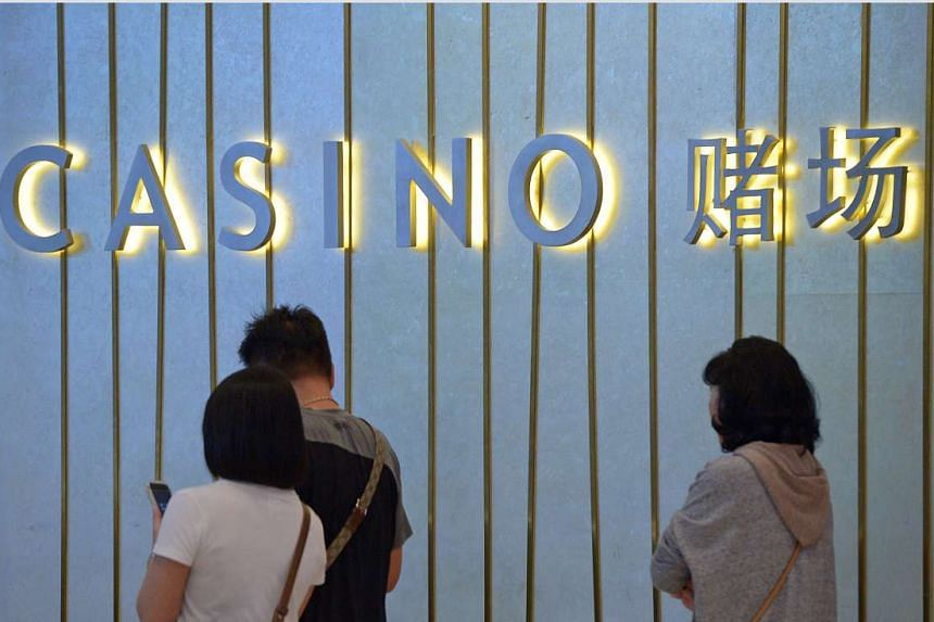 File photo of the casino at Marina Bay Sands. Singaporean businessman Darwin Liman was ordered by the High Court to pay about $2 million after MBS obtained a summary judgment last month.