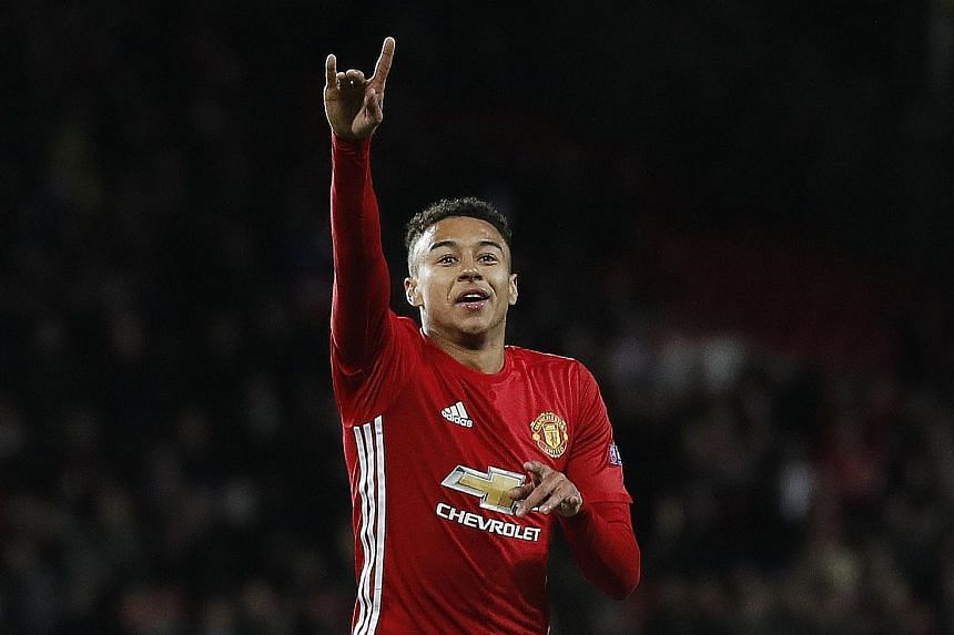 Jesse Lingard was the hero of Manchester United's FA Cup triumph last May, when he scored the winner in a 2-1 victory over Crystal Palace.