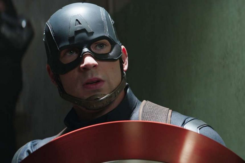 Most of last year's hits, including top grosser Captain America: Civil War starring Chris Evans, were not original titles but revisited past territory.