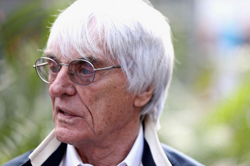 Bernie Ecclestone confirmed there was a break clause but that he was keen to maintain the meeting and had been contacted by other tracks.