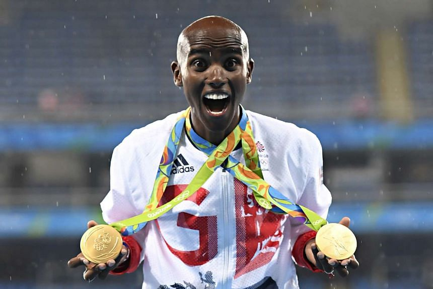 "Olympic gold medallist Mo Farah found it ""weird"" that he again missed out on a top-three finish in the BBC's Sports Personality of the Year (Spoty) award."