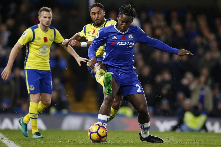 Michy Batshuayi is set to feature in Chelsea's FA Cup third-round tie with League One side Peterborough United.