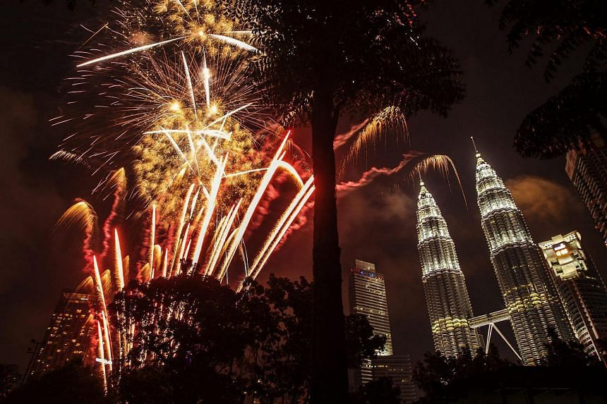 Kuala Lumpur is seventh in a list of the world's most visited cities in 2016. Image: EPA