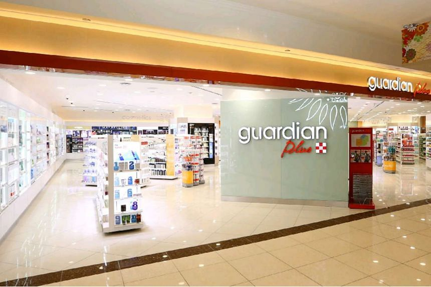 File photo of Guardian Plus at Takashimaya Shopping Centre. Health and beauty chain Guardian has launched a free programme to help people with diabetes better understand their condition.