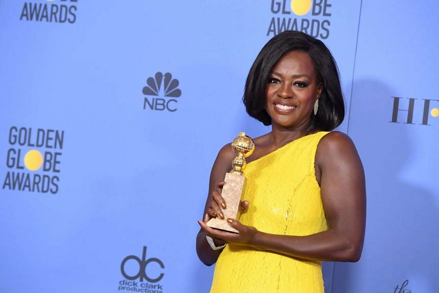 Viola Davis (Fences) was named Best Film Supporting Actress.