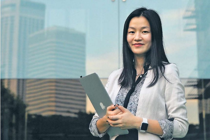 Ms Yu enrolled in the Master of IT in Business programme to gain more specialised knowledge of banking and financial processes with an emphasis on technology.