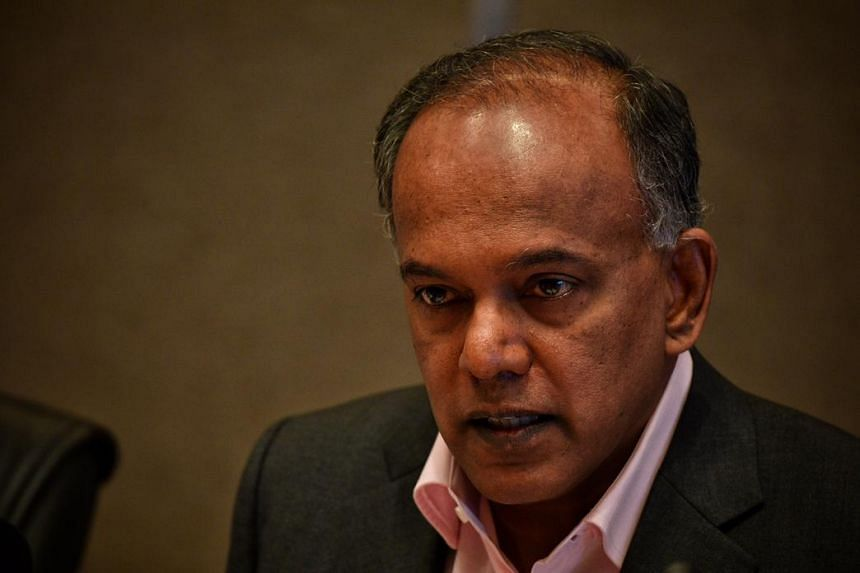 In all, seven foreign maids have been radicalised and repatriated in the past two years, said Home Affairs Minister K. Shanmugam.