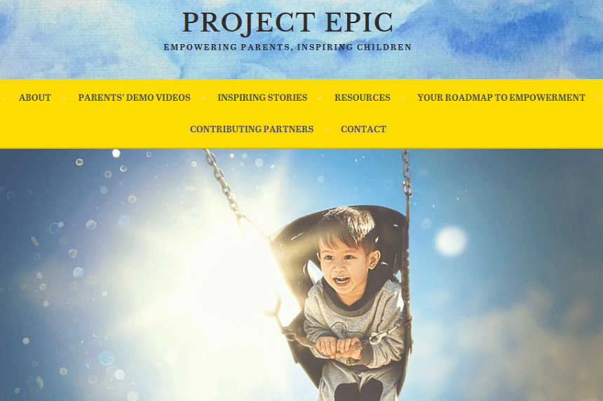 Project Epic (Empowering Parents, Inspiring Children) designed by students from NYP's School of Health Sciences is an online resource designed for parents of children diagnosed with autism spectrum disorder and global developmental delay.