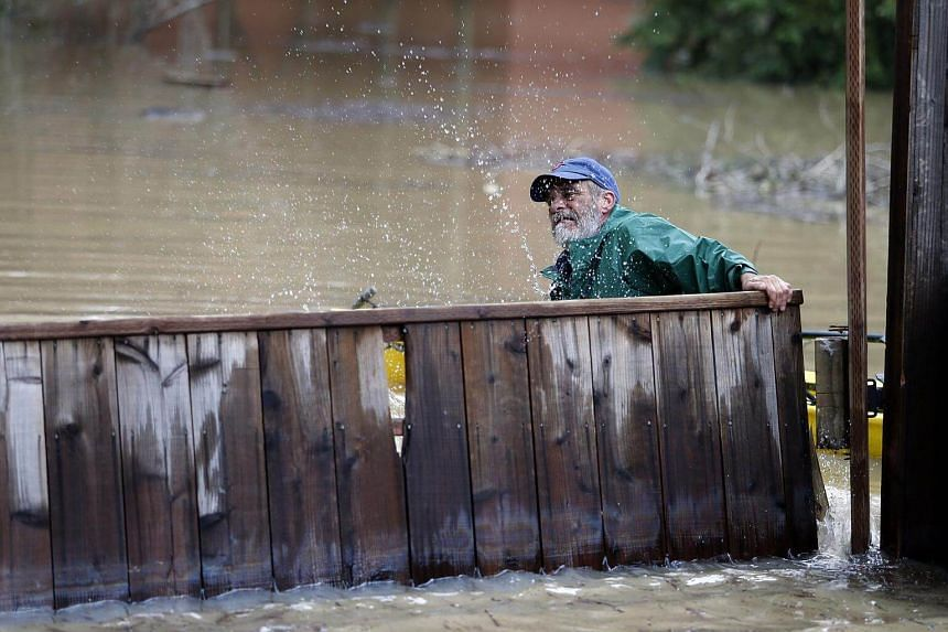 Regions of California and Nevada were walloped by storms over the past week.