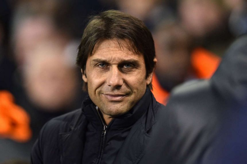 Chelsea's Italian head coach Antonio Conte arriving for the English Premier League football match between Tottenham Hotspur and Chelsea at White Hart Lane in London, on Jan 4, 2017.