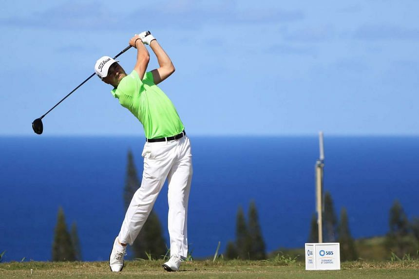 Justin Thomas' four-under-par effort gave him a total of 22-under 270 and a three-shot win over Japanese golfer Hideki Matsuyama.