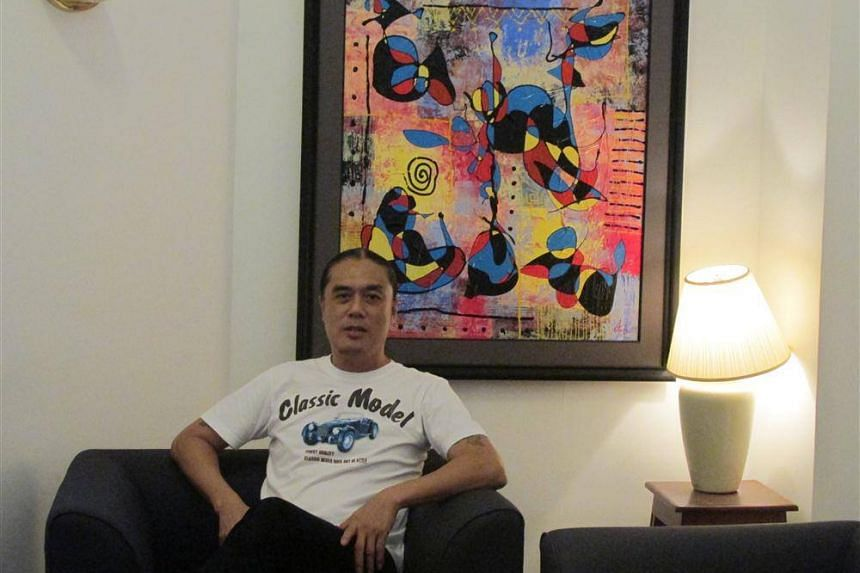 Veteran Myanmar artist Aye Ko, 54, has won the 2017 Joseph Balestier Award for the Freedom of Art after being nominated for it three times.