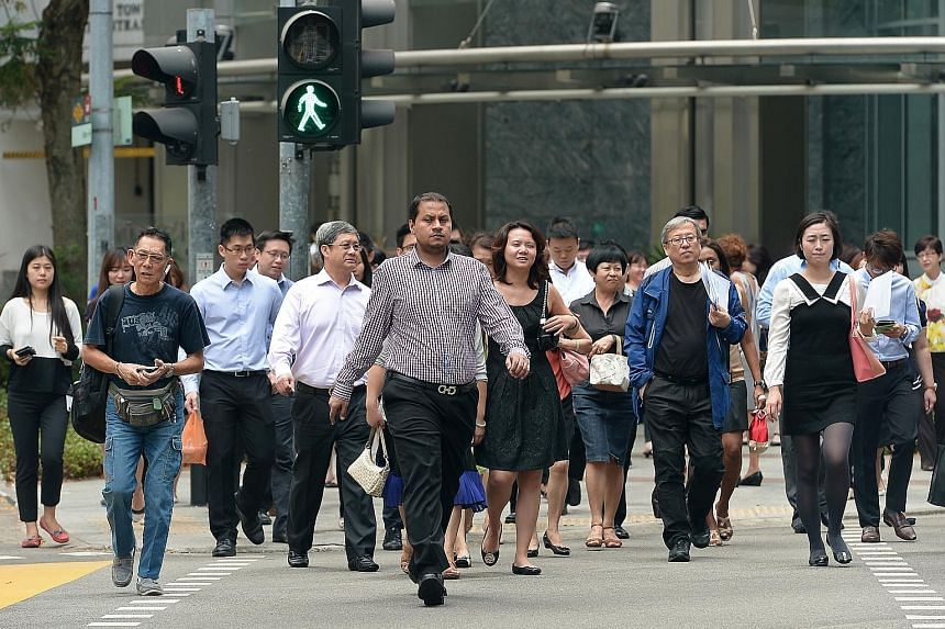 Changes to the Retirement and Re-employment Act will apply to Singaporeans and permanent residents who turn 65 from July. Employers will be required to re-hire these workers if they have satisfactory performance and are healthy and able to continue w