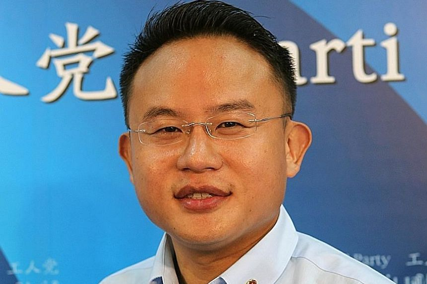 Mr Yaw, who was expelled by the Workers' Party after allegations of extramarital affairs surfaced, is now working in Myanmar.