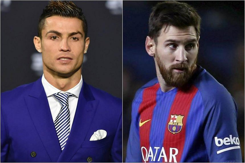 Ask any football fan these days about brilliant players, and two names will surely pop up - Cristiano Ronaldo and Lionel Messi.