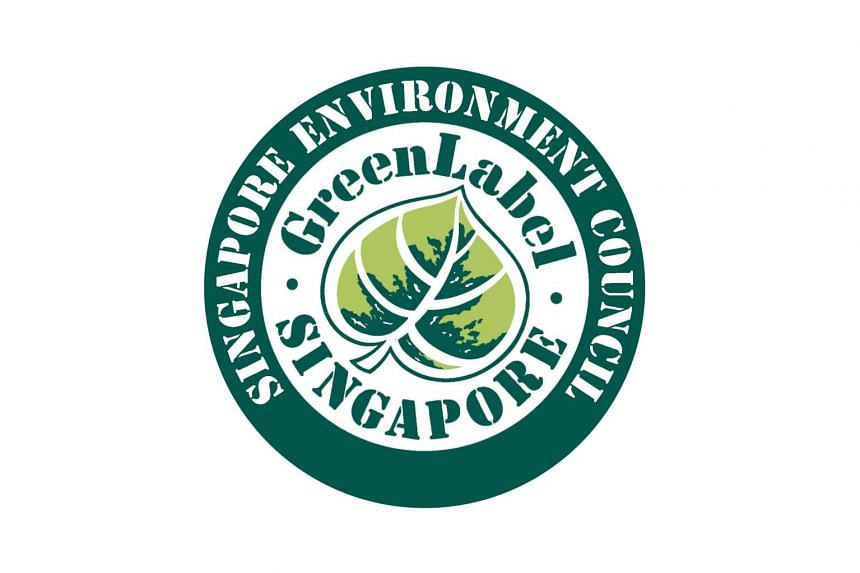 A new logo for the Singapore Green Label was unveiled by the SEC on Tuesday to help consumers differentiate products certified under the old and revised schemes.