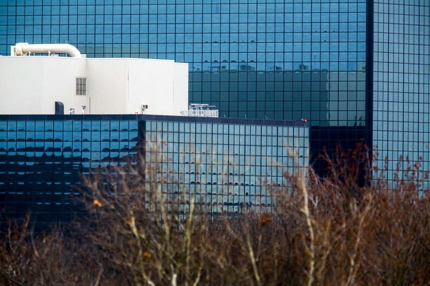 The headquarters of the National Security Agency (NSA) in Fort Meade, Maryland, USA, on Dec 22, 2013.