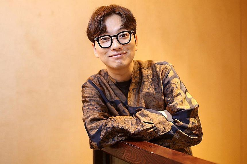 Lee Dong Hwi.