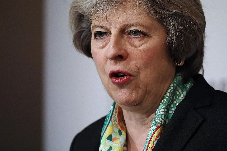 "Mrs May has vowed to ""recalibrate the way"" the British government approaches policy development to deliver social reform."