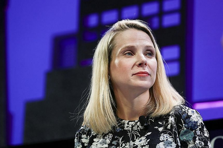 Ms Mayer is expected to remain with Yahoo's core business, which is being bought by US telecom titan Verizon.