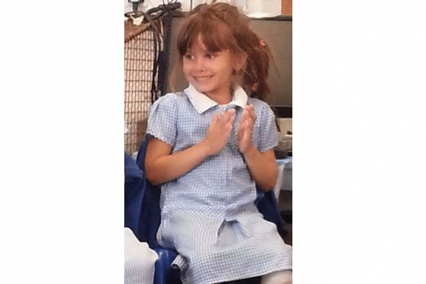 North Yorkshire Police named the seven-year-old victim as Katie Rough.