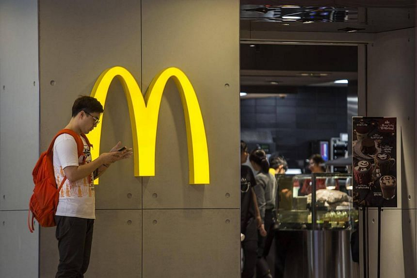 Halal-certified fast-food chain McDonald's is reviewing its policy on birthday cakes that can be taken into its restaurants.