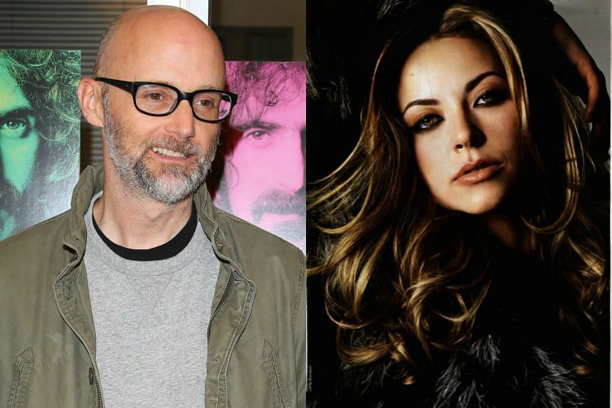 Moby (left) and Welsh singer Charlotte Church have turned down invitations to perform at President-elect Donald Trump's inauguration.