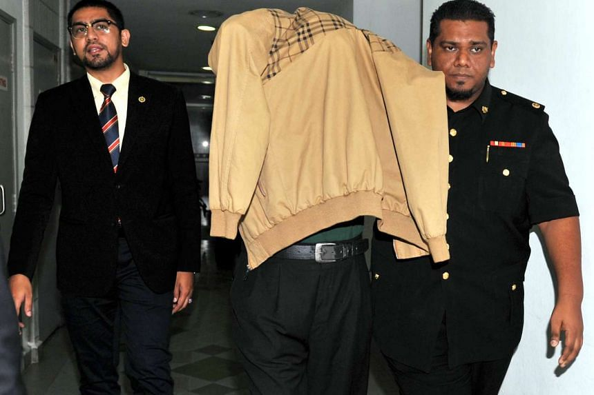 The former CEO of Tekun Nasional, Abdul Rahim Hassan, was charged in court with corruption on Monday. He claimed trial to corruptly soliciting and receiving RM36,000 (S$11,500) in cash.