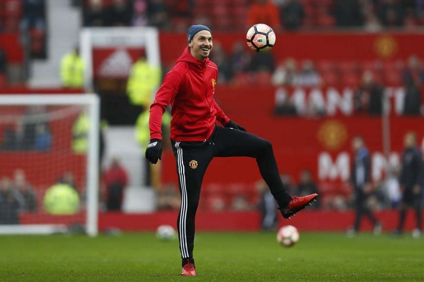 Zlatan Ibrahimovic boasted that he took just three months to establish himself as one of the best players in England.