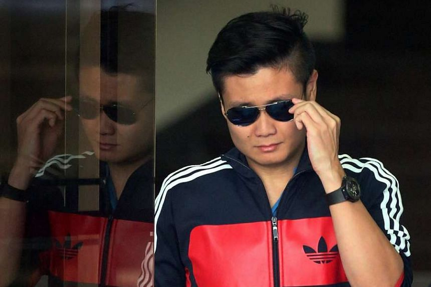Brandon Ng Hai Chong was charged with driving a car in a dangerous manner along the Ayer Rajah Expressway at about 1.40am on Jan 5.