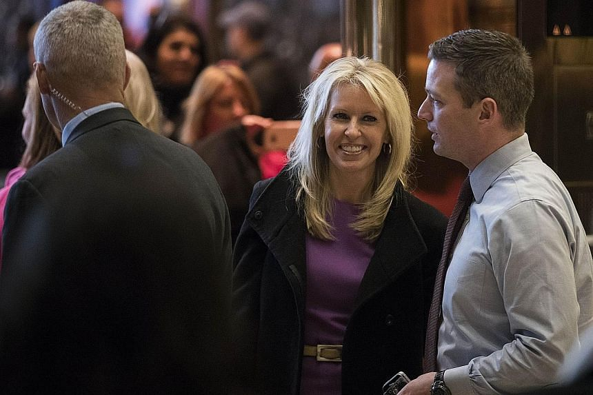 Monica Crowley took aim at United States President Barack Obama's policies in her 2012 book, What The (Bleep) Just Happened?.