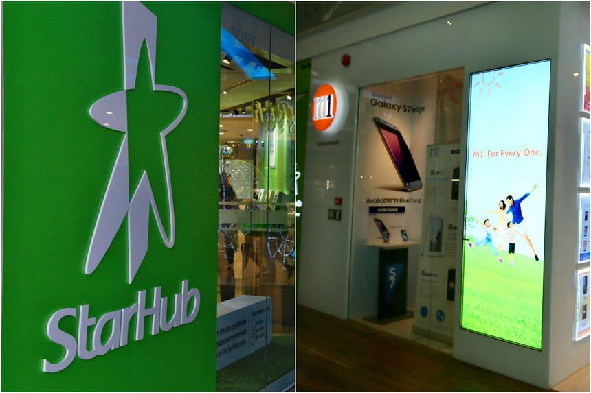 Singapore telcos StarHub and M1 are exploring ways to share more mobile infrastructure to reduce operational costs even as they expand their networks.
