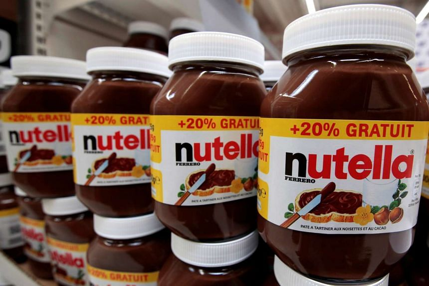 Nutella's parent company Ferrero to open world's first Nutella Cafe in Chicago on May 31, 2017.