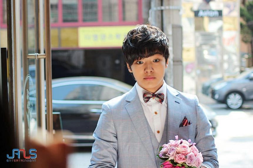 South Korean actor Yeo Jin Goo was in town on Jan 13, 2017, for the launch of Korean movie cable channel tvN Movies.