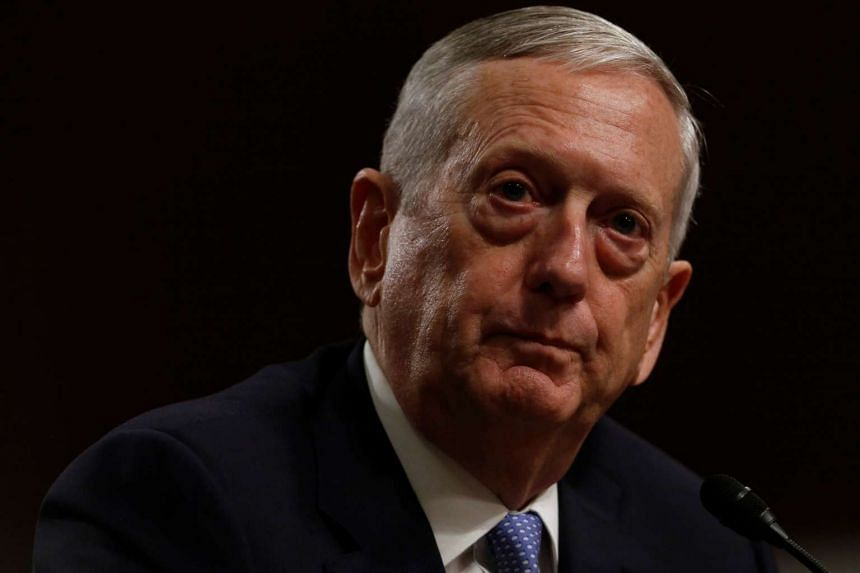 Retired Marine General James Mattis told Congress the United States must be ready to confront Russian behaviour in areas where the two countries cannot cooperate.