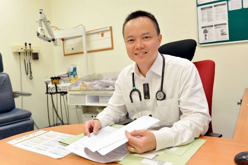 Dr Toh Chee Keong, a senior consultant medical oncologist at NCCS.