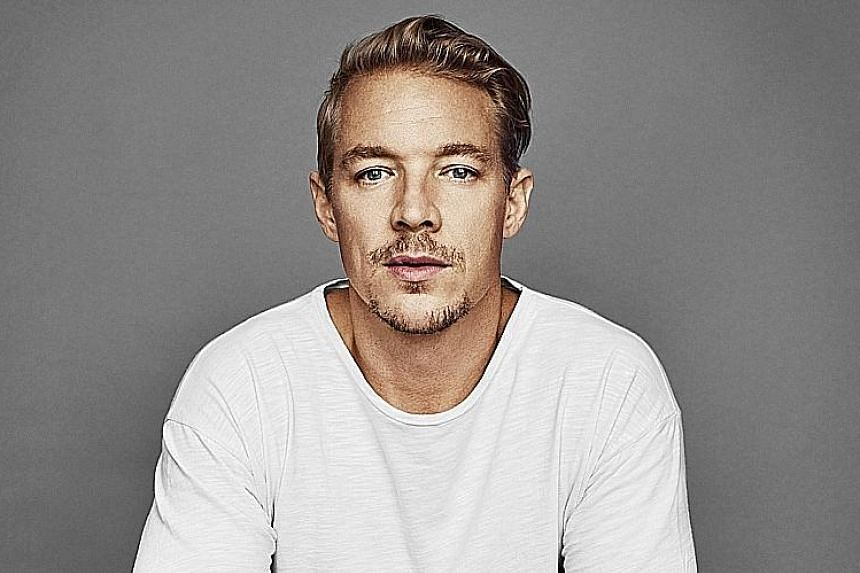 Diplo's high-energy raves worldwide are chronicled on Snapchat and Instagram Stories.