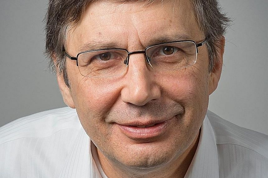 Sir Andre Geim Nobel Prize in physics (2010)