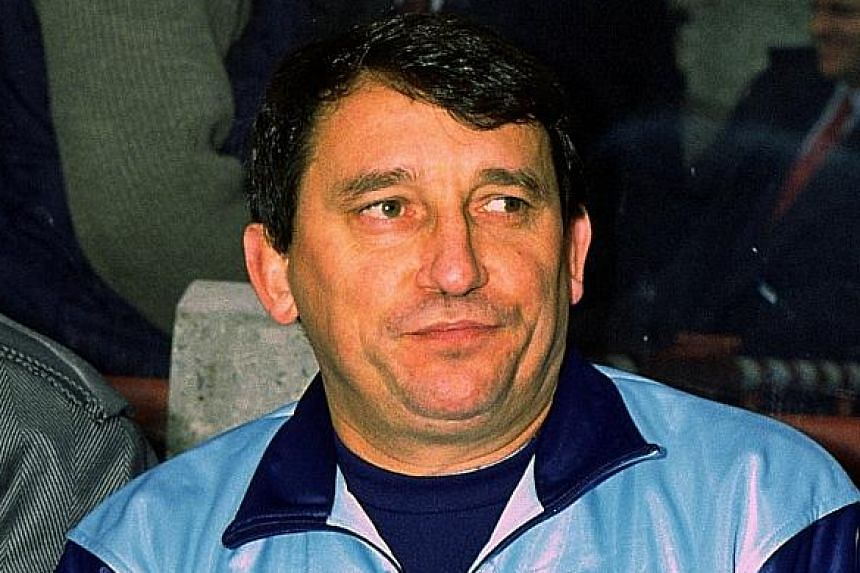Graham Taylor back in 1990 when he took the helm of the England team. It was a tough 31/2 years in charge and his difficulties were reflected in the documentary An Impossible Job.