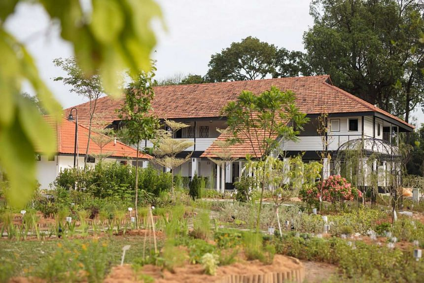 Chef Florian Ridder's Summerhouse at the former Seletar Air Base celebrates fresh produce served at its seasonal best.
