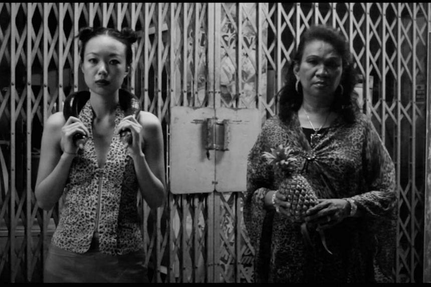 Amanda Lee Koe (left)