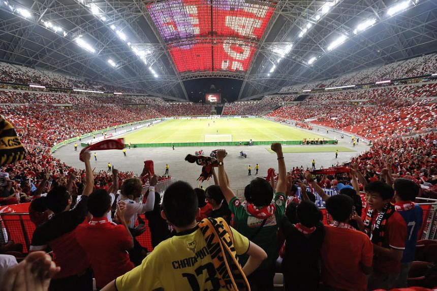 To be part of the Kallang Roar reverberating through the National Stadium - old and new - remains an unforgettable experience even today.